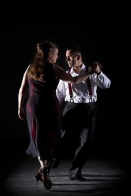 Welcome to Glasgow Tango Alistair and Shona Tango 1