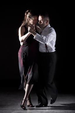 Welcome to Glasgow Tango Alistair and Shona Tango 2