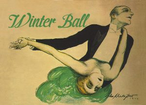 Glasgow Tango Winter Ball @ Glasgow Art Club | Scotland | United Kingdom